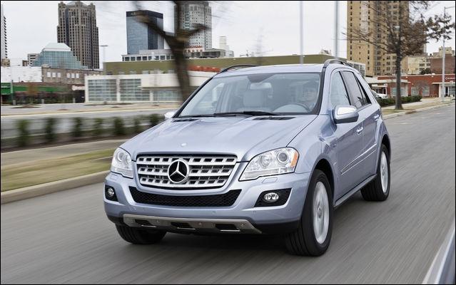 Destiné aux plus riches, ce 4x4 Mercedes est américain. Comment se nomme t-il ?