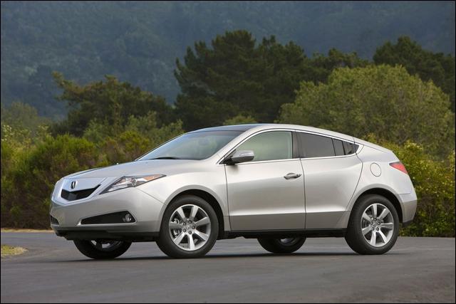 Ce 4x4 vient de la marque Acura, réputée pour être le logo de luxe de Honda. Mais comment s'appelle-t-il ?
