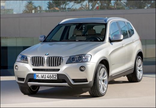 Réputé pour son confort, BMW n'a pas dérogé à la règle. Quel est le nom de ce 4x4 ?