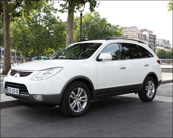 Les ventes de Hyundai augmentant, le nombre de modèles grimpe lui aussi. Comment s'appelle celui-ci ?