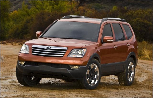 Appartenant au groupe Hyundai, Kia est lui aussi en pleine expansion. Comment se nomme ce SUV ?