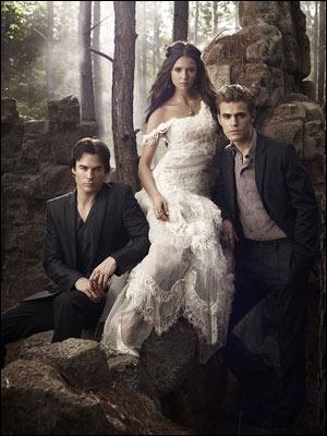 Qui sont les personnages principaux de Vampire Diaries ?