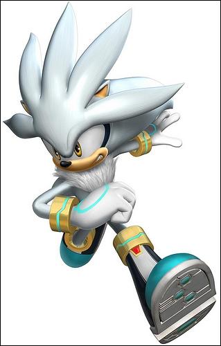 Dans  Sonic the Hedgehog  (2006), Silver sera dupé par quelqu'un au sujet de la libération d'un monstre dévastateur. Mais par qui ?