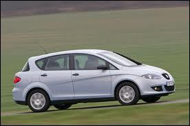Ce modèle Seat reprenait la plate-forme de la voiture de la question n°6. Quel est son nom ?