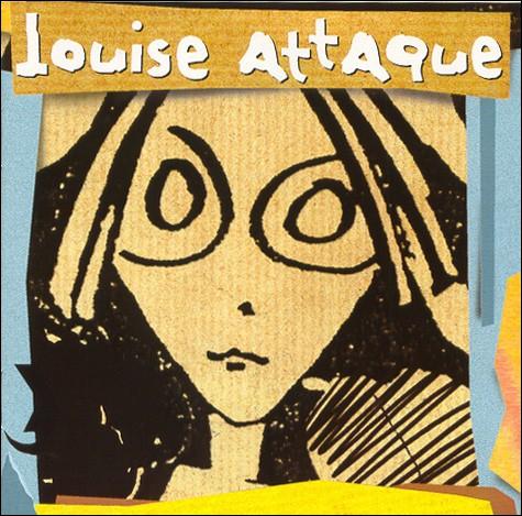 Louise Attaque a chanté ...