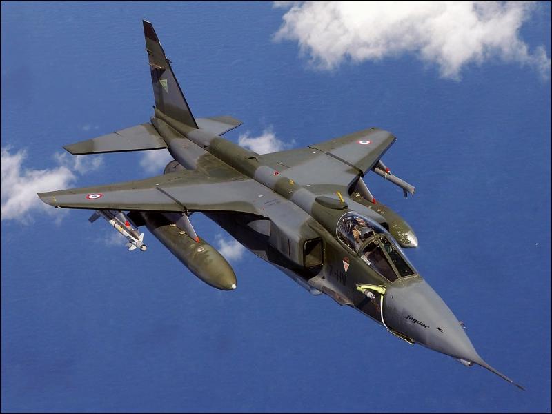 Quel est cet avion fruit d'une coopération franco-britannique ?
