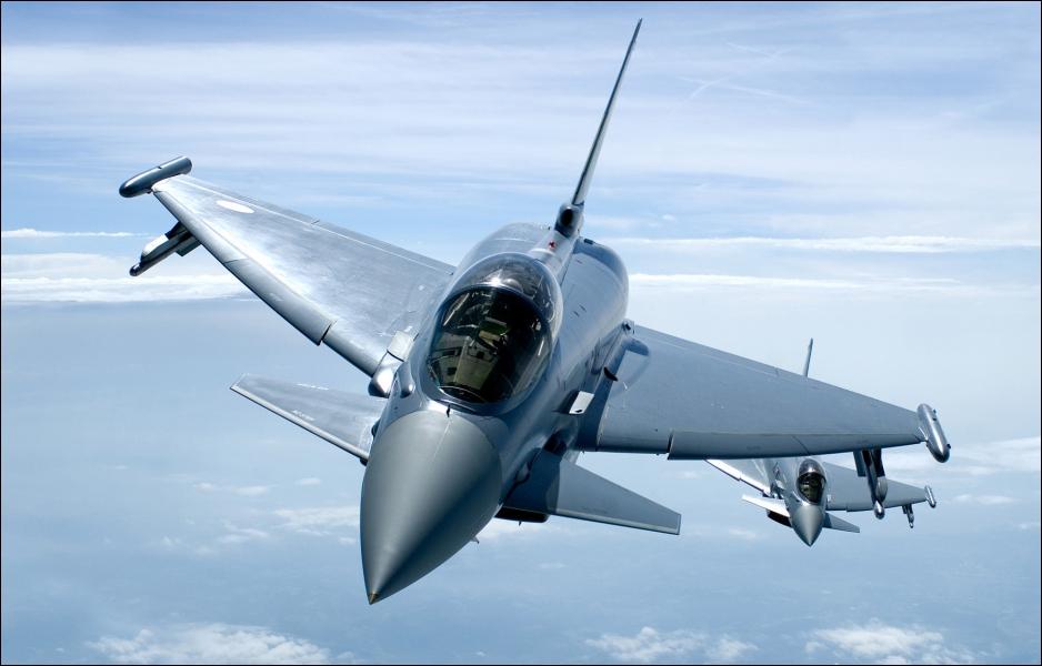 Quel est cet avion multi-rôles de quatrième génération ?