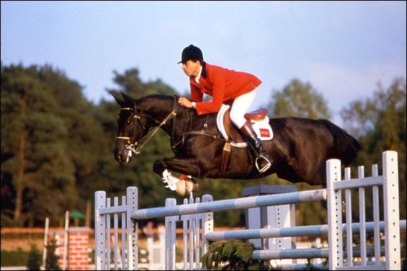 Comment s'appelle ce petit cheval noir qui été le cheval de Pierre Durand ?