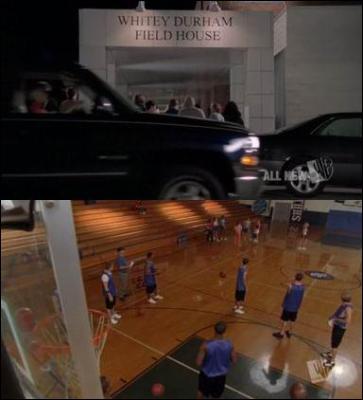 Quel sport est mis en avant dans cette série ?