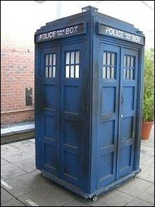 Que signifie le mot TARDIS ? (son vaisseau. )