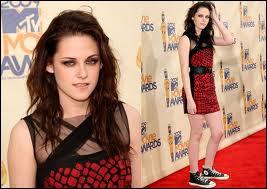Kristen Stewart a-t-elle été récompensée aux MTV Movie Awards de 2009 ?