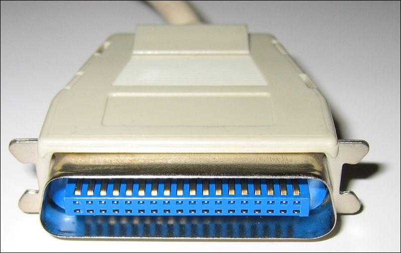 Quel est le nom de ce connecteur ?