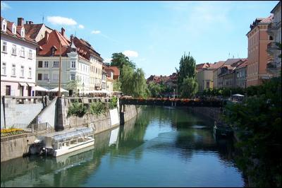 Comment s'écrit la capitale de la Slovénie ?