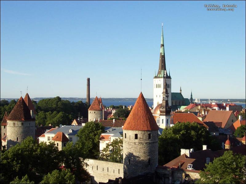 Quelle est la capitale de l 'Estonie ?