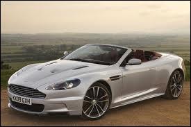 Quelle est cette Aston Martin ?