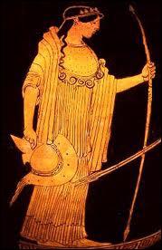 Deux de ces divinités se sont disputées pour la ville d'Athènes, lesquelles ?