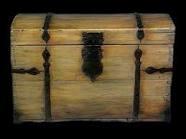 Quel était le numéro du zombie dans le faux coffre au trésor ?