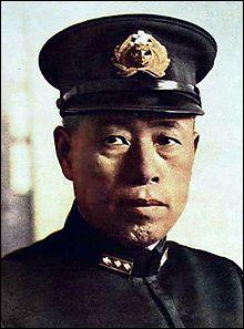 Personnalités du XXe siècle : Comment se nomme l'amiral, commandant en chef de la Marine japonaise, ayant organisé et dirigé l'attaque surprise sur Pearl Harbor ?