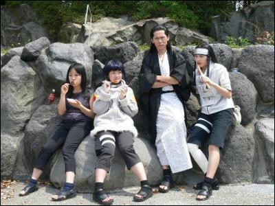 Clan prestigieux de Konoha, avec le Juken et le Byakugan ils sont les plus fort de Konoha...
