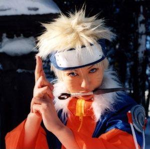 Naruto : Cosplay 1