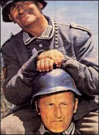 Dans  La Grande Vadrouille , comment s'appelle la chanson que sifflent les aviateurs anglais lorsqu'ils sont perdus sur une route de campagne ?