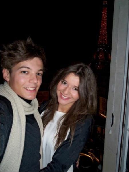 Comment s'appelle la petite copine de Louis ?
