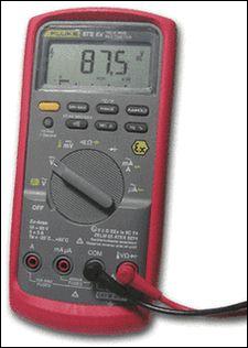 Cet appareil sert à mesurer les valeurs électriques c'est...