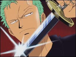 Quel personnage Zoro veut-il battre ?
