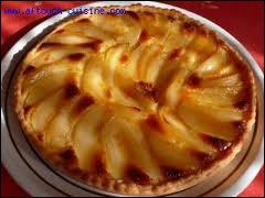 Quel ingrédient est nécessaire pour confectionner une tarte aux poires Bourdaloue ?