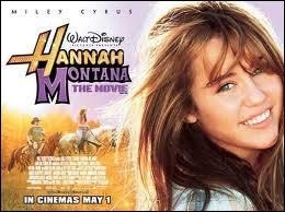 Avec qui Miley Cyrus a-t-elle joué dans  Hannah Montana  ?
