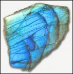 Quelle couleur ! Magnifique bleu, c'est :