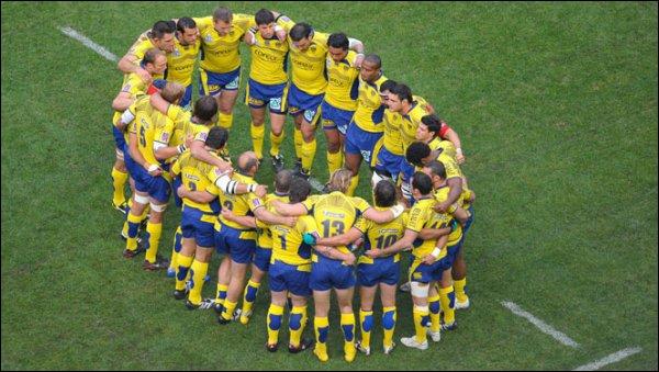 Quelle célèbre équipe de rugby a pour couleurs le jaune et bleu ?