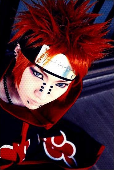 Il est le Pain principal et en fait le cadavre de Yahiko, contrôlé par Nagato...