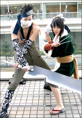 Tout deux sont des Nuke-nin de Kiri, ils ce sont fait battre par l'équipe 7...