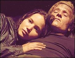 Katniss aime t-elle réellement Peeta ?