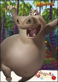 Dans Madagascar, je me prénomme  Gloria , d'ailleurs,  Motomoto  les aime grosses, bombées, grandes, potelées, rondes etc. je suis un(e) :
