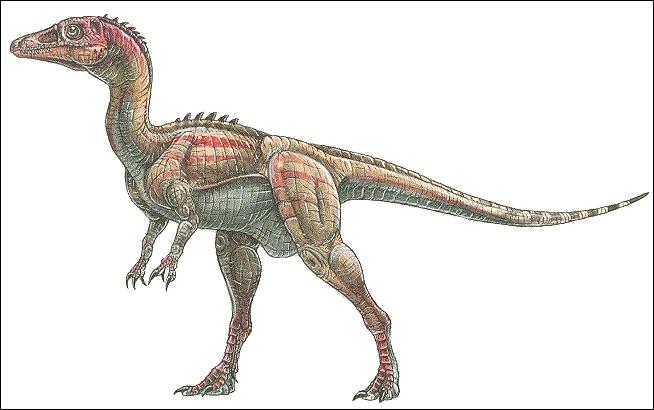 Lequel de ces dinosaures est considéré comme le plus ancien ?