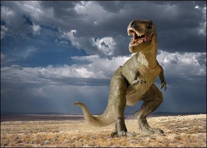 De combien de kilos de viande avait besoin le Tyrannosaurus Rex chaque jour au minimum ?