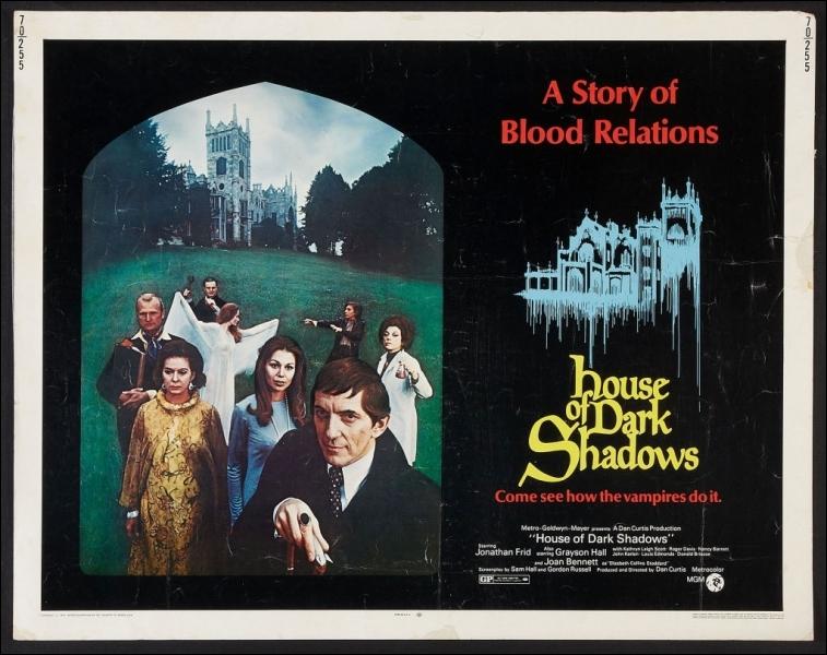 Dark Shadows de Burton se base sur un soap opera des années...