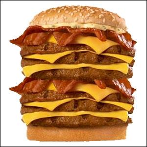 Quel est le nom de ce sandwich de Burger King ?