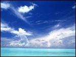 De quelle couleur est la mer ? (en anglais)