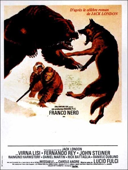 Jack Conroy a hérité de son père, prospecteur malchanceux, une petite concession dans le Klondike... . Film Adapté du roman éponyme de Jack London réalisé par Randal Kleiser en 1991 .