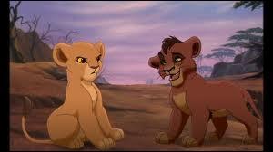 Comment s'appelle ce lion ? ( l'amoureux de la fille de Simba )