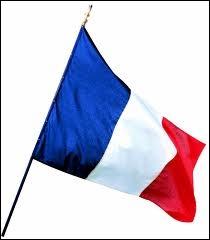 Quelle est l'inscription que l'on trouve sur le drapeau du corps départemental des sapeurs pompiers ?