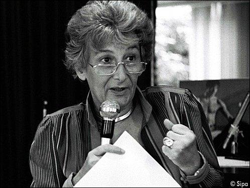 Elle a été Ministre des Droits de la femme , voici Madame ...