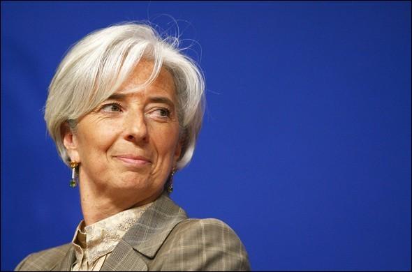 Elle a été Ministre de l'Agriculture et de la Pêche Ministre de l'Économie, des Finances et de l'Emploi , voici Madame ...
