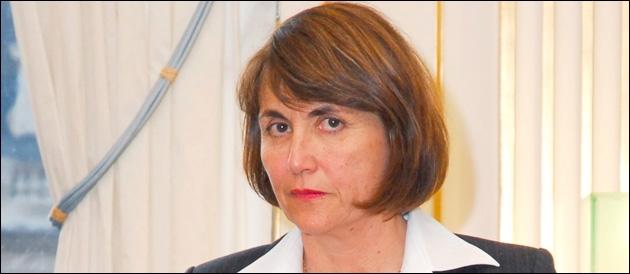 Elle a été Ministre de la Culture et de la Communication , voici Madame ...