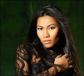 Quel est le titre qui fait parler d'Anggun ?