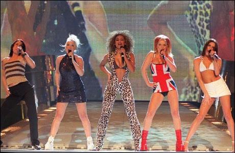 Quelles sont les années de début et de fin de la carrière de ce groupe avant leur concert de 2007 ?