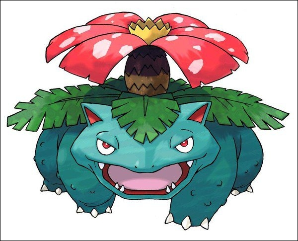 Pok mon de type plante quiz qcm pokemon for Type de plante
